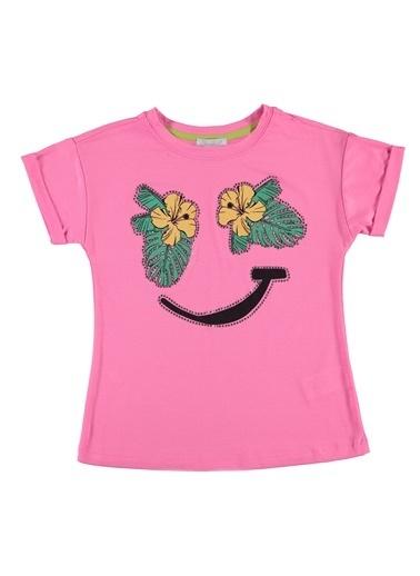 Panço Tişört Pembe